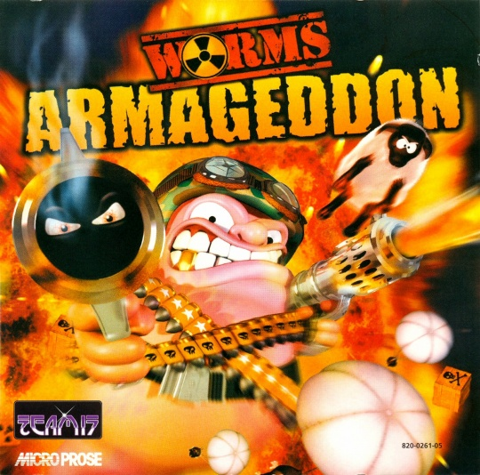 Free download Worms Armageddon - a hilarious action and strategy game, with