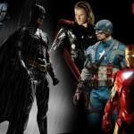 Batman vs Avengers, czyli (s)tarcie obcisłych gatek